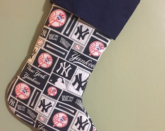 New York Yankees Christmas Stocking