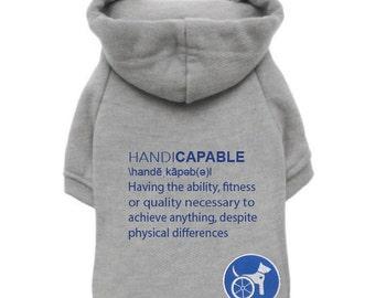 Handicapable Hoodie