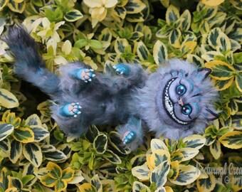 Cheshire cat art doll (Glow in the dark)
