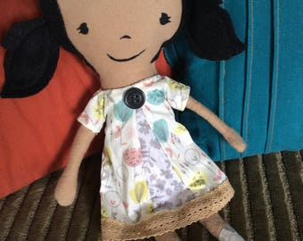 Traditional soft cloth dolly
