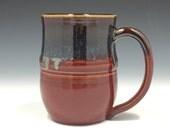 Red Multi Color Mug (Large - 21 oz.)