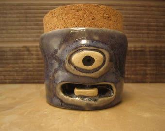 Spencer Unique Ceramic Jar