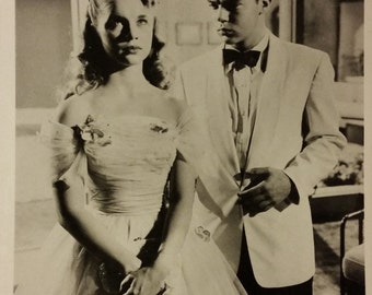 Original 1956 Teenage Rebel 8x10 Vintage Movie Photo Photograph, Ginger Rogers, Michael Rennie, Teenage, Exploitation