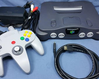 Nintendo 64 RGB or HDMI Mod