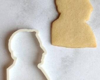 Joseph Smith profile cookie cutter