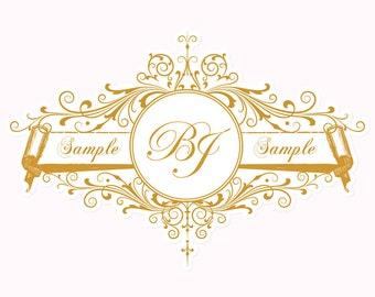 Wedding logo | Wedding Frame Clip Art