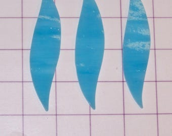 DIY Wind Chime Stained Glass Set – Pretty Sound! (with audio)