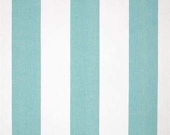 Light Blue Vertical Stripes, Baby Boy Curtains, Nursery Curtains, Blackout  Window Curtain Panels