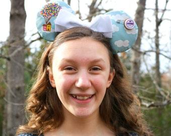 Disney UP Inspired Mickey Ears