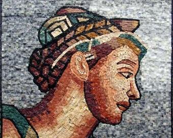 Erythrean Sibyl Michelangelo Mosaic