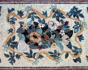 Mosaic Art - Ortansia