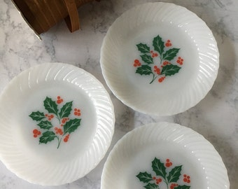 vintage christmas plates termocrisa holly dinnerware set of salad plates white milk with nikko holiday dishes & Nikko Holiday Dishes. Fabulous Nikko Happy Holidays Sugar Bowl With ...