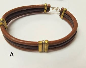 Mefy Leather Bracelet GJ23