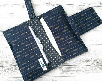 Nappy wallet / Diaper clutch