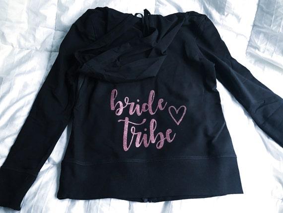 Bride Tribe Hoodie | Custom  Hoodie