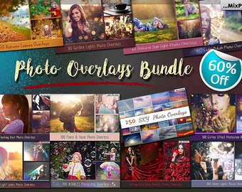 900+ Photo Overlay Bundle