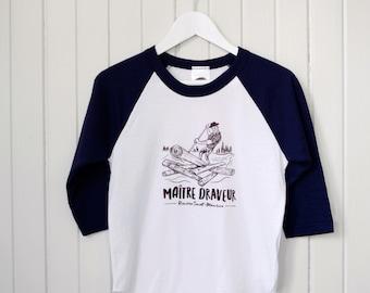 """Master Draveur"" Kids T-Shirt"