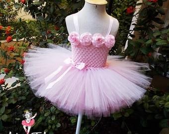 Tutu Dress Ballerina Light Pink