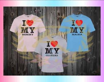 I Love My..Shirt