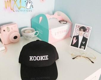 BTS Kookie baseball cap