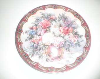 Vintage 1993 Bradford Exchange Magic Makers by Lena Liu 8 inch collectable plate