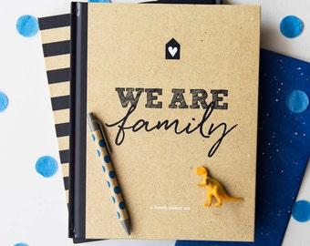 Family Scrapbook and Memory Book