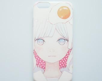 Silence Egg-san Egg Case increased iphone