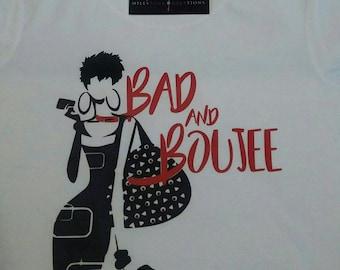 Bad & Boujee Tee