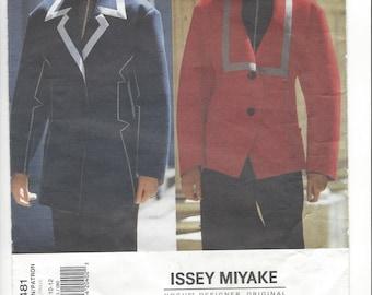 Vogue Issey Miyake Pattern 1481 size 8-10-12 UNCUT