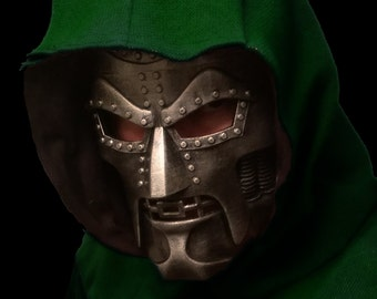 Doctor Doom Cosplay Mask