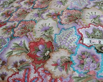 Floral Poly CDC  Fabric by the Yard, CDC Yardage, Fabric by the Yard, Yardage