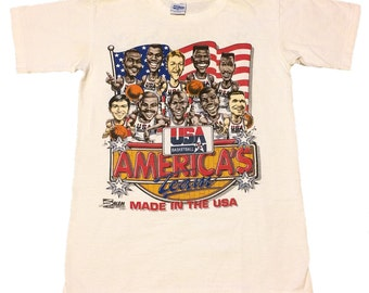 Vintage 1992 US Olympic Dream Team Shirt