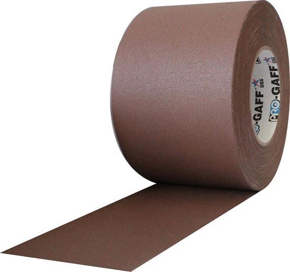Heavy Duty Reflective Tape : Extra wide brown gaffer tape in yd heavy duty pro