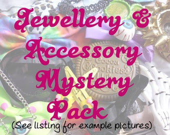 Jewellery/Accessory Mystery Pack (Lucky Bag)