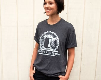 Drink Local T-Shirt - MN