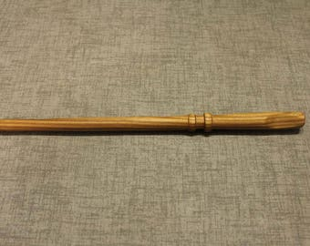 Harry Potter Style Wand - Russian Olive