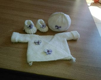 whole bra Cup 0/3 months booties