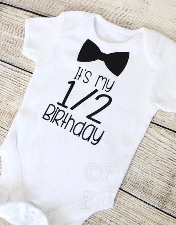 anniversaire bebe 6 mois