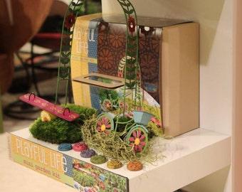Playful Life Mini Garden Kit