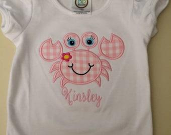 Girly Crab Shirt