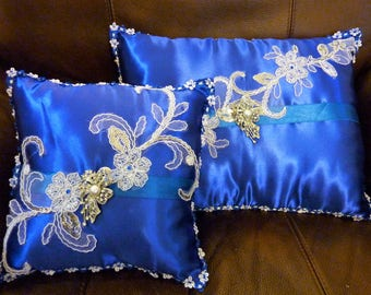 Quinceanera or Sweet Sixteen ceremony pillows