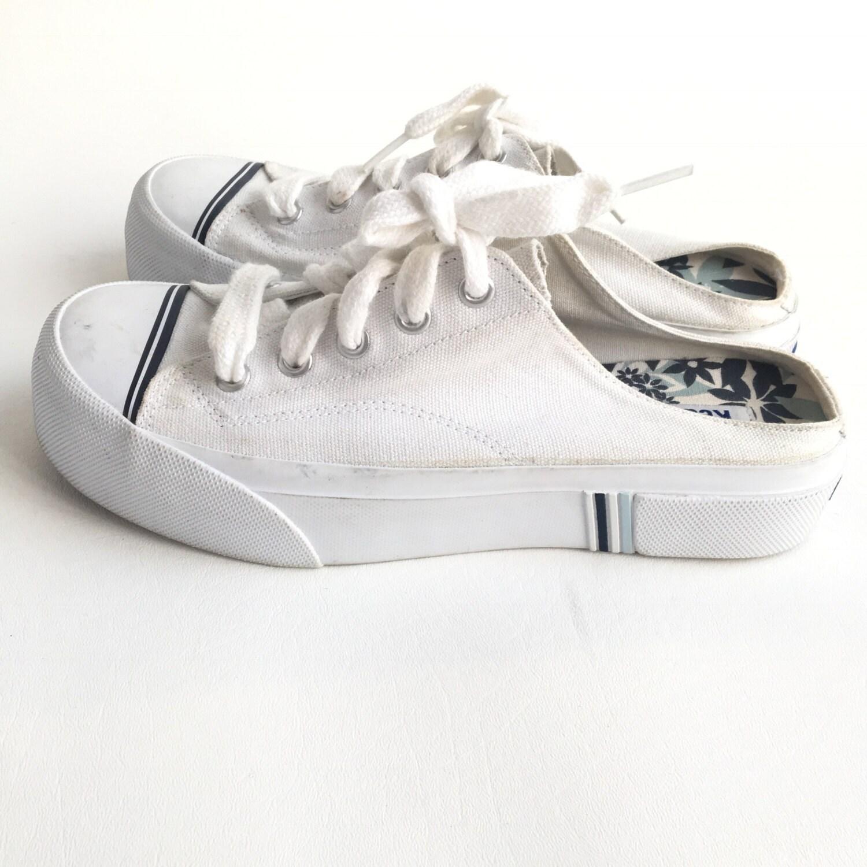 keds slip on backless sneakers for women