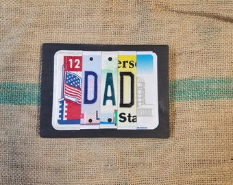 Items similar to custom license plate sign 1 to 4 letters for Custom license plate letters