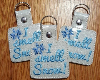 I Smell Snow Gilmore-inspired Key Chain