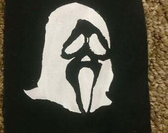 Scream patch