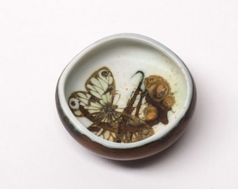 Royal Copenhagen, Nils Thorsson, Diana Series Pin Dish
