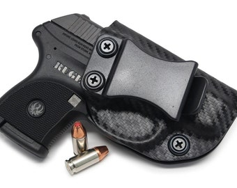 IWB KYDEX Holster fits: Ruger LCP