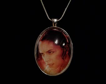 Star Wars Force Awakens Rey Large Pendant