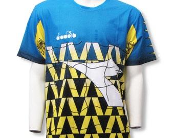 Diadora Fresco Short Sleeve Soccer Goalkeeper Jersey