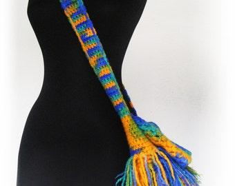 Wool bag, Valentines gift, Teen gifts, Bohemian Handbag, Teen bag, Crochet handbag, Girlfriend gifts, Woman bag, Winter gifts, gift for her